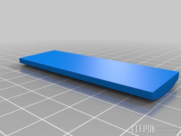 钓鱼绕线轮  3D模型  图10