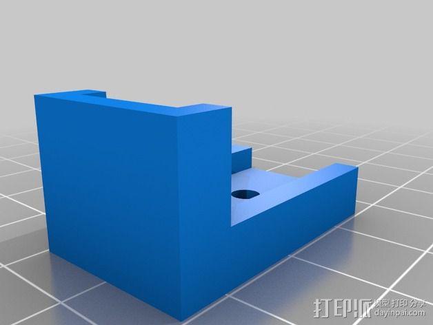 可折叠四轴飞行器 3D模型  图8