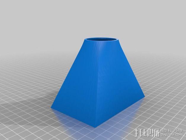 Atomos Ninja 2记录仪 电子取景器 3D模型  图3