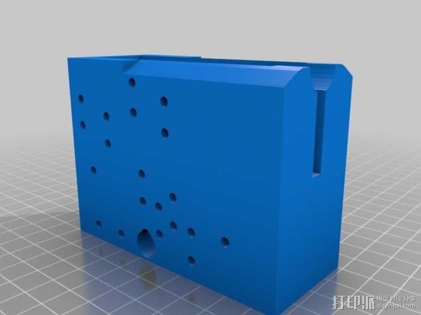 十字弓 触发装置 3D模型  图13
