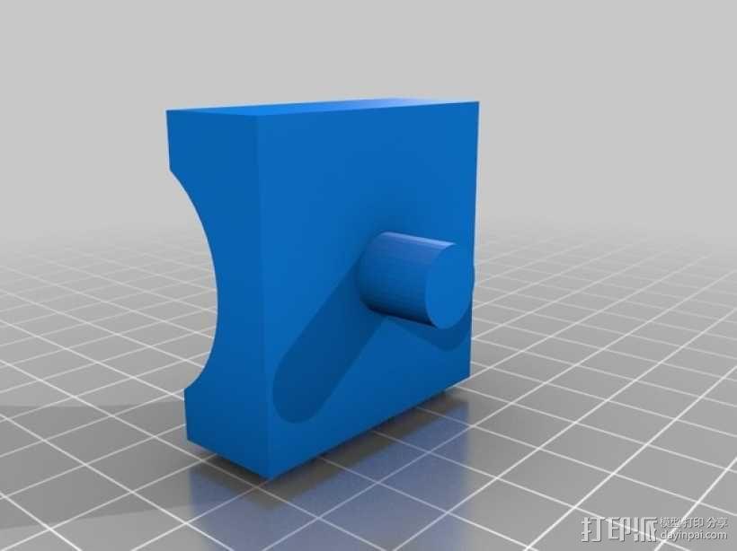音速起子 底座 3D模型  图3