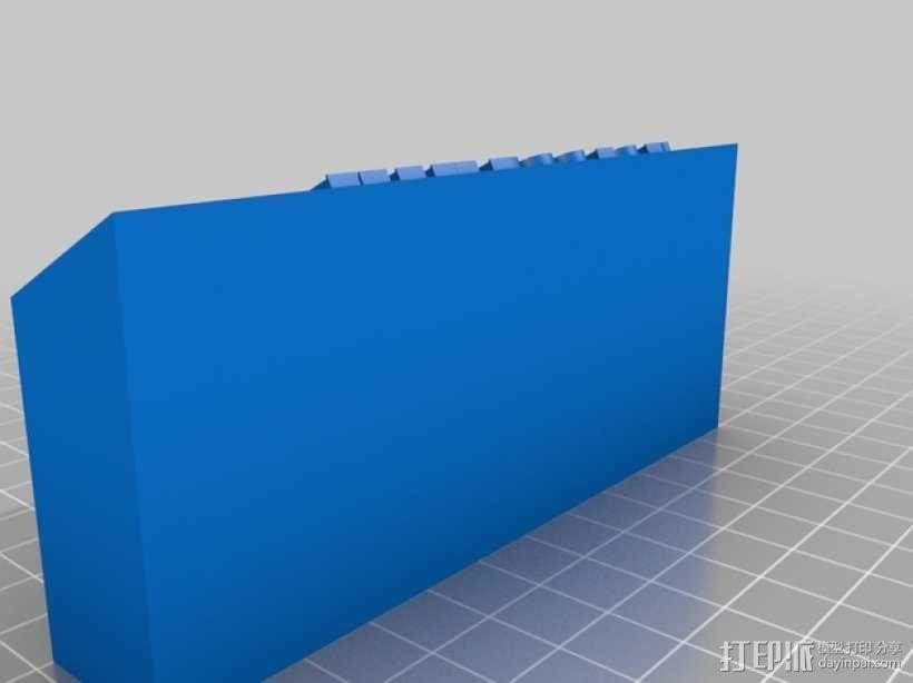 音速起子 底座 3D模型  图2