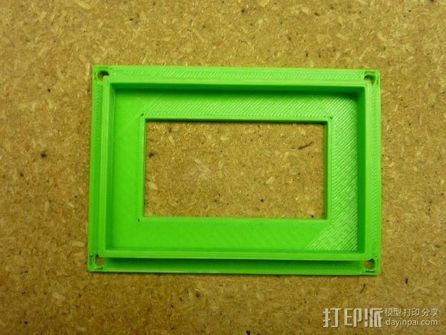 参数化电路板支架 3D模型  图6