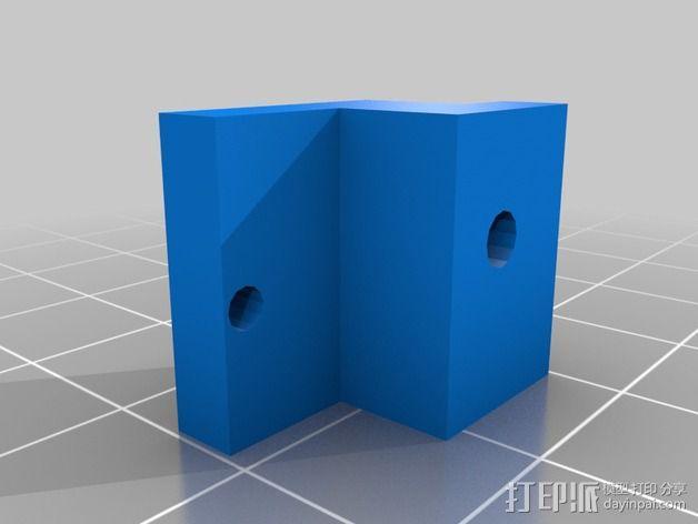 """Logitraxx""""雪地先锋""""履带式机器人 3D模型  图14"""