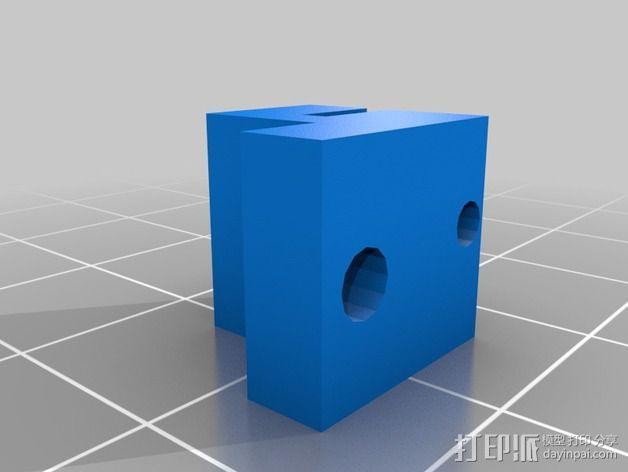 """Logitraxx""""雪地先锋""""履带式机器人 3D模型  图12"""