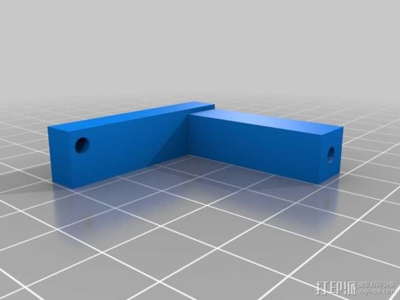 """Logitraxx""""雪地先锋""""履带式机器人 3D模型  图16"""
