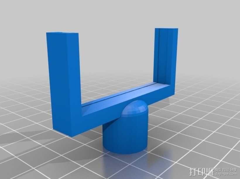 """Logitraxx""""雪地先锋""""履带式机器人 3D模型  图18"""