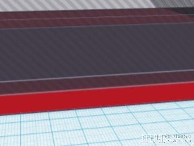 Pinewood AC跑车车身 3D模型  图5