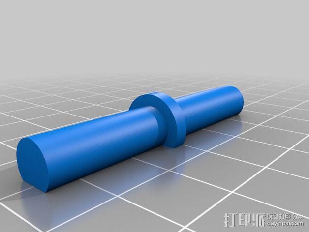 位置传感器零部件 3D模型  图5