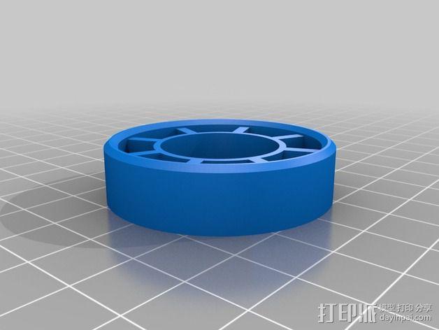 位置传感器零部件 3D模型  图7