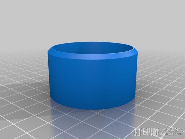 位置传感器零部件 3D模型  图8