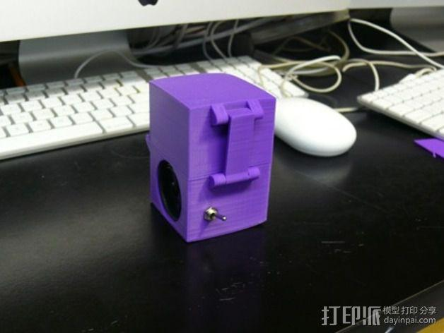 音乐盒 3D模型  图5