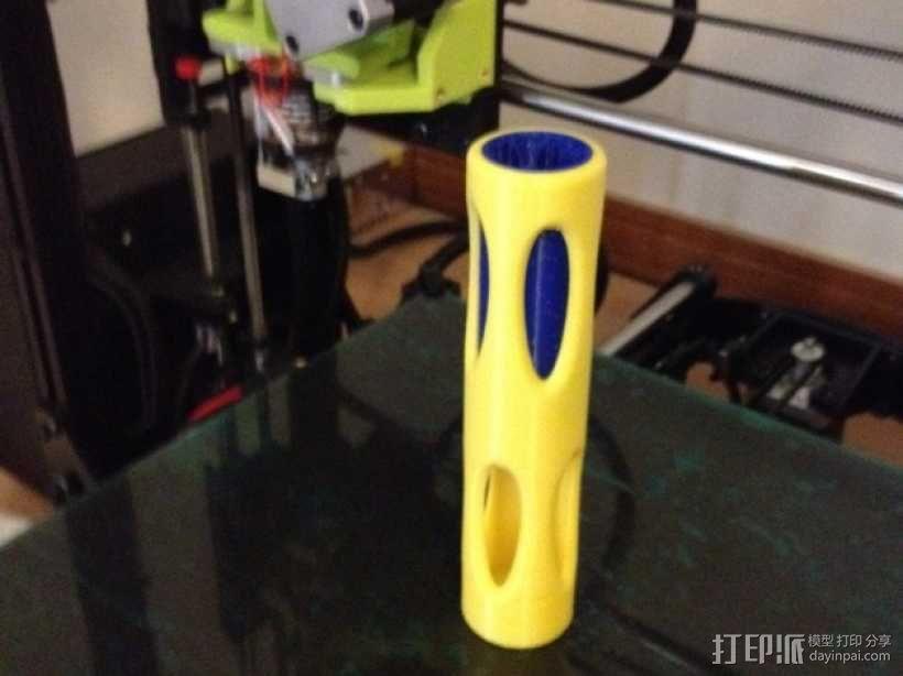 弓箭稳定器 3D模型  图1
