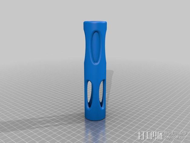 弓箭稳定器 3D模型  图2
