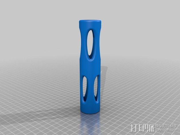 弓箭稳定器 3D模型  图3
