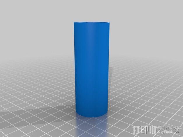弓箭稳定器 3D模型  图4