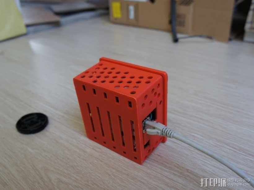 Arduino电路板外壳 3D模型  图6