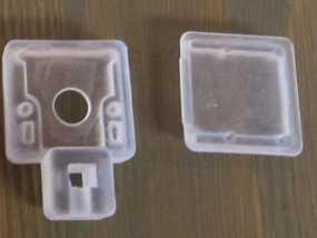 树莓派相机三角架 3D模型