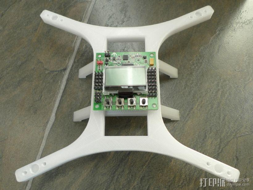迷你四轴飞行器 3D模型  图13
