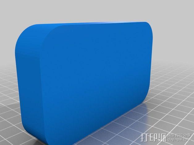 钓具盒 3D模型  图2