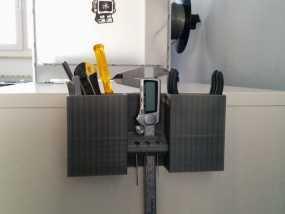 宜家橱柜工具架 3D模型