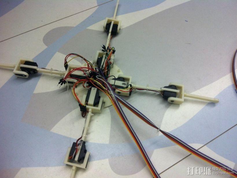 GoonQuad四轴飞行器 3D模型  图9