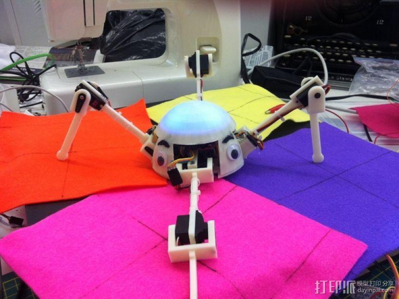 GoonQuad四轴飞行器 3D模型  图13