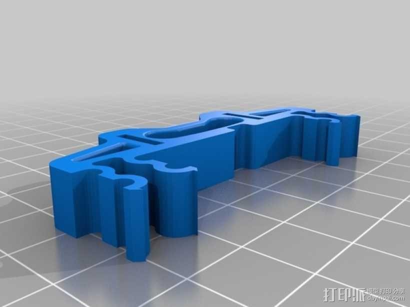 迷你四轴飞行器 3D模型  图8