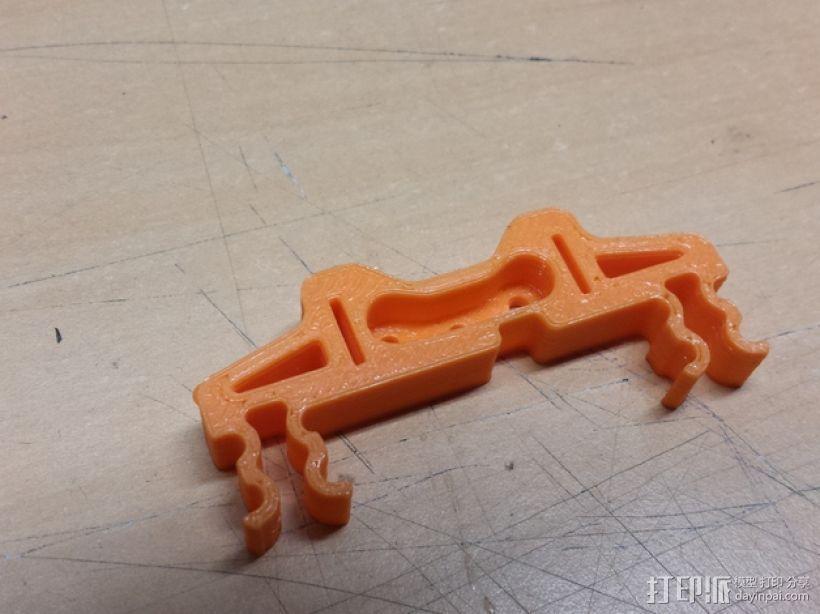 迷你四轴飞行器 3D模型  图12