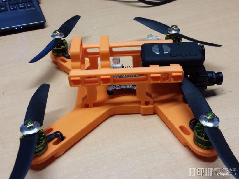 迷你四轴飞行器 3D模型  图11