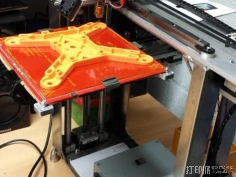 迷你四轴飞行器 3D模型  图9