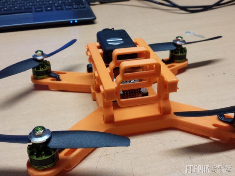 迷你四轴飞行器 3D模型  图15