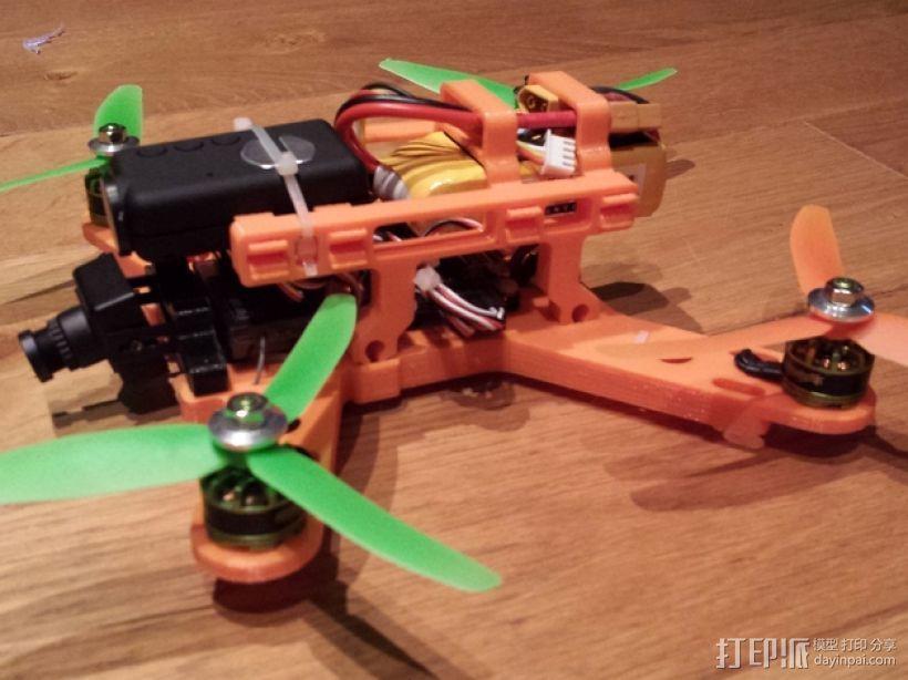 迷你四轴飞行器 3D模型  图17