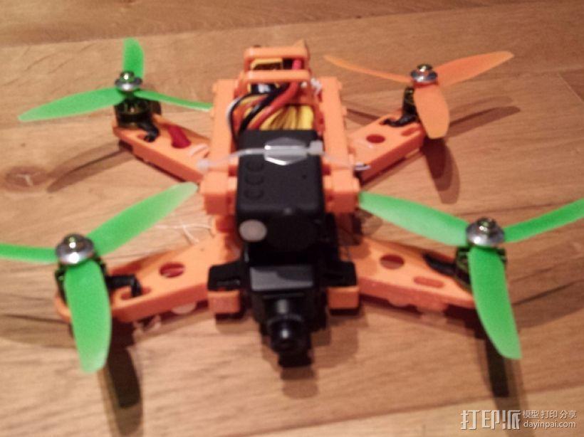 迷你四轴飞行器 3D模型  图16