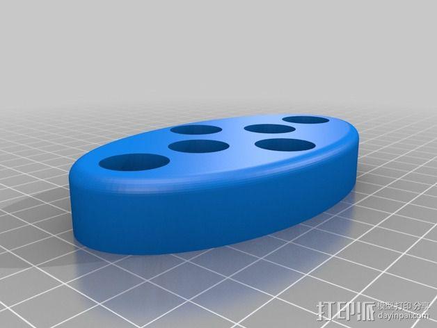 电子烟 底座 3D模型  图2