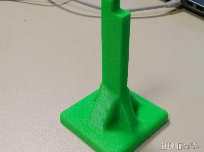 风扇底座 3D模型  图6