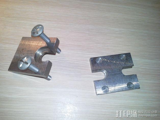 小号 号嘴拔出器  3D模型  图3