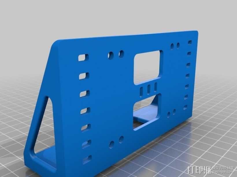 Shapeoko 2电路板支架 3D模型  图7