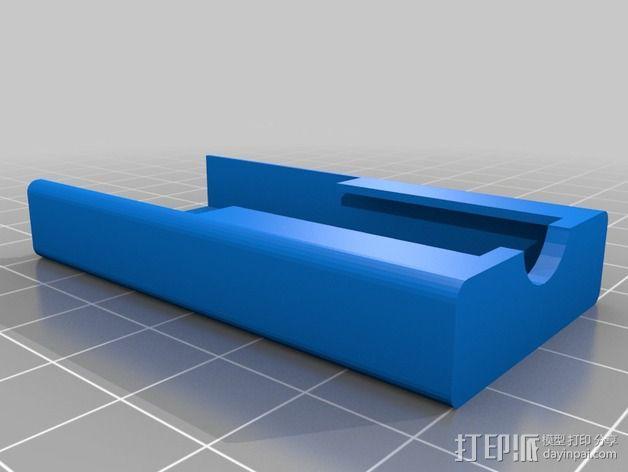 Fatshark发射机支架 3D模型  图2