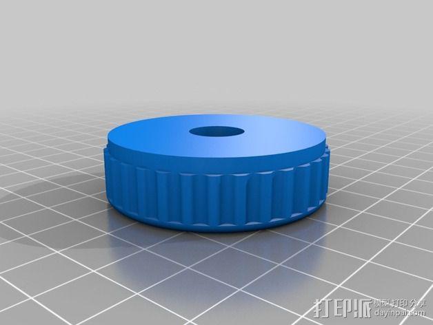 收发器外壳 3D模型  图11