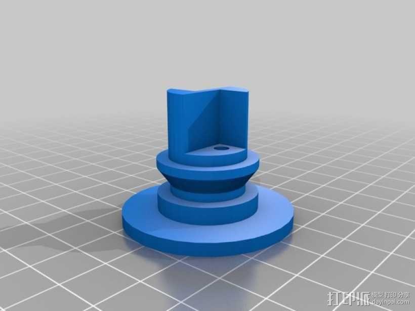 软弹气球 电热炮 3D模型  图10