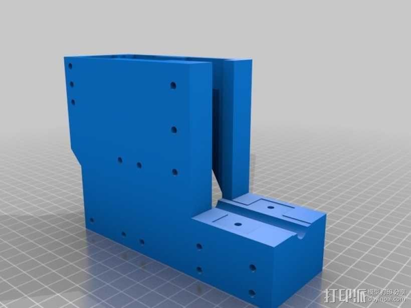 软弹气球 电热炮 3D模型  图18