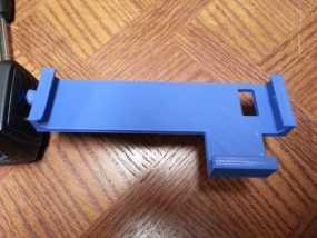 三星Galaxy Note II 支架 3D模型