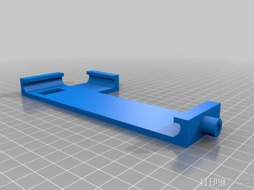 三星Galaxy Note II 支架 3D模型  图2