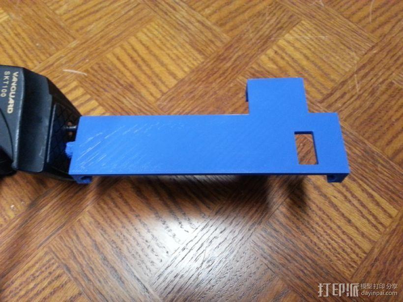 三星Galaxy Note II 支架 3D模型  图4