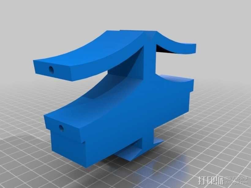 电吉他 3D模型  图6