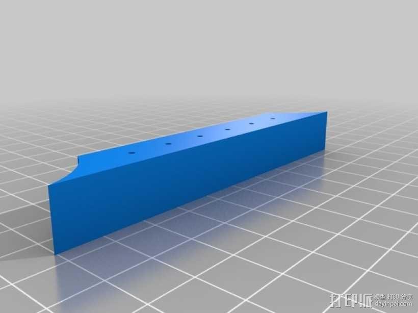 电吉他 3D模型  图8