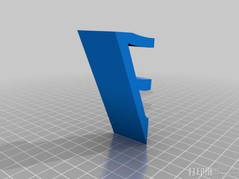 电吉他 3D模型  图11