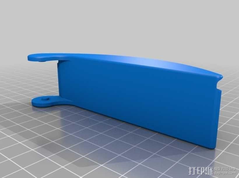 笔记本电脑散热器  3D模型  图2
