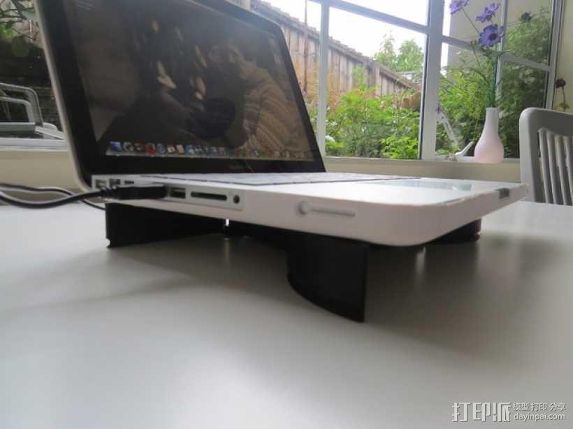 笔记本电脑散热器  3D模型  图8